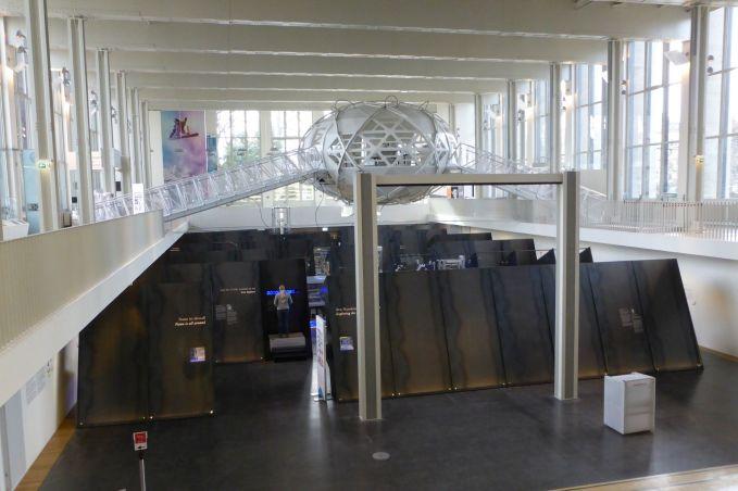 Nonotechnologiesaal.