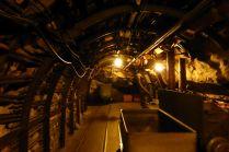 Bergwerksstollen unter dem Deutschen Museum.