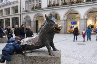 Das florentiner Porcellino in München?!