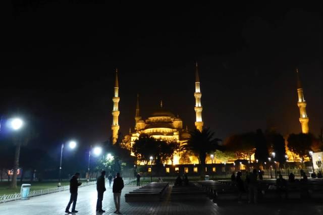 Die Hagia Sophia.