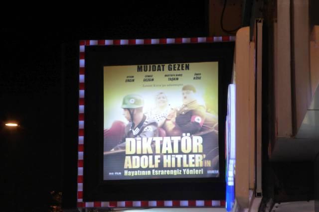 Der neue Kinoblockbuster: Diktatör Hitlör.