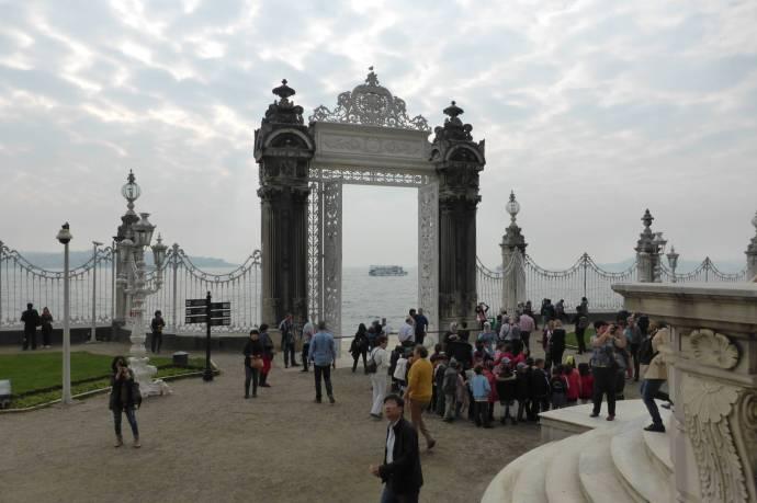 Das Tor zum Bosporus.