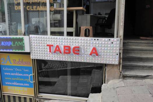 Das Bild musste ich unbedingt meiner Freundin Tabea schicken.