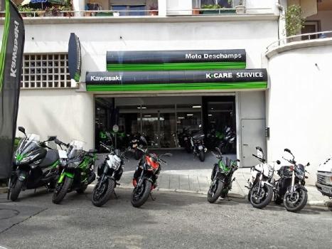 Foto: Moto Duchamps, Nizza.