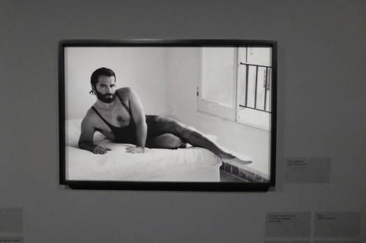 Hätten Sie ihn erkannt? Das ist Karl Lagerfeld.