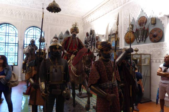 Muslimische Krieger.