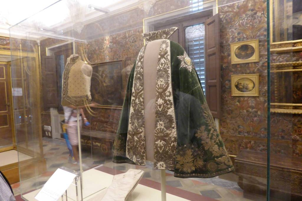 Mantel von Napoleon.