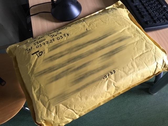 Das Riesenpaket macht sich schon auf den Weg nach Deutschland, ich bleibe noch ein wenig hier.