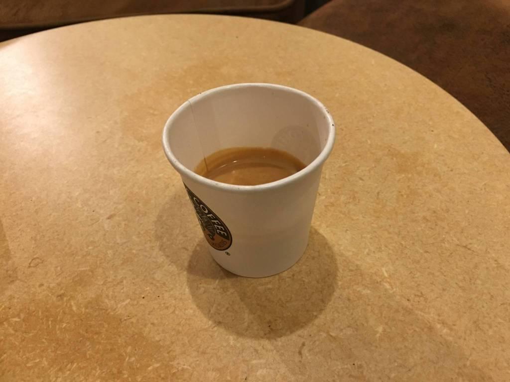 Jedes große Abenteuer sollte mit einem kleinen Kaffee beginnen!