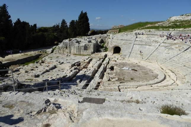 Griechisches Theater.