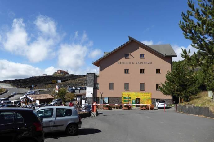 Das Refugio Sapienzo.