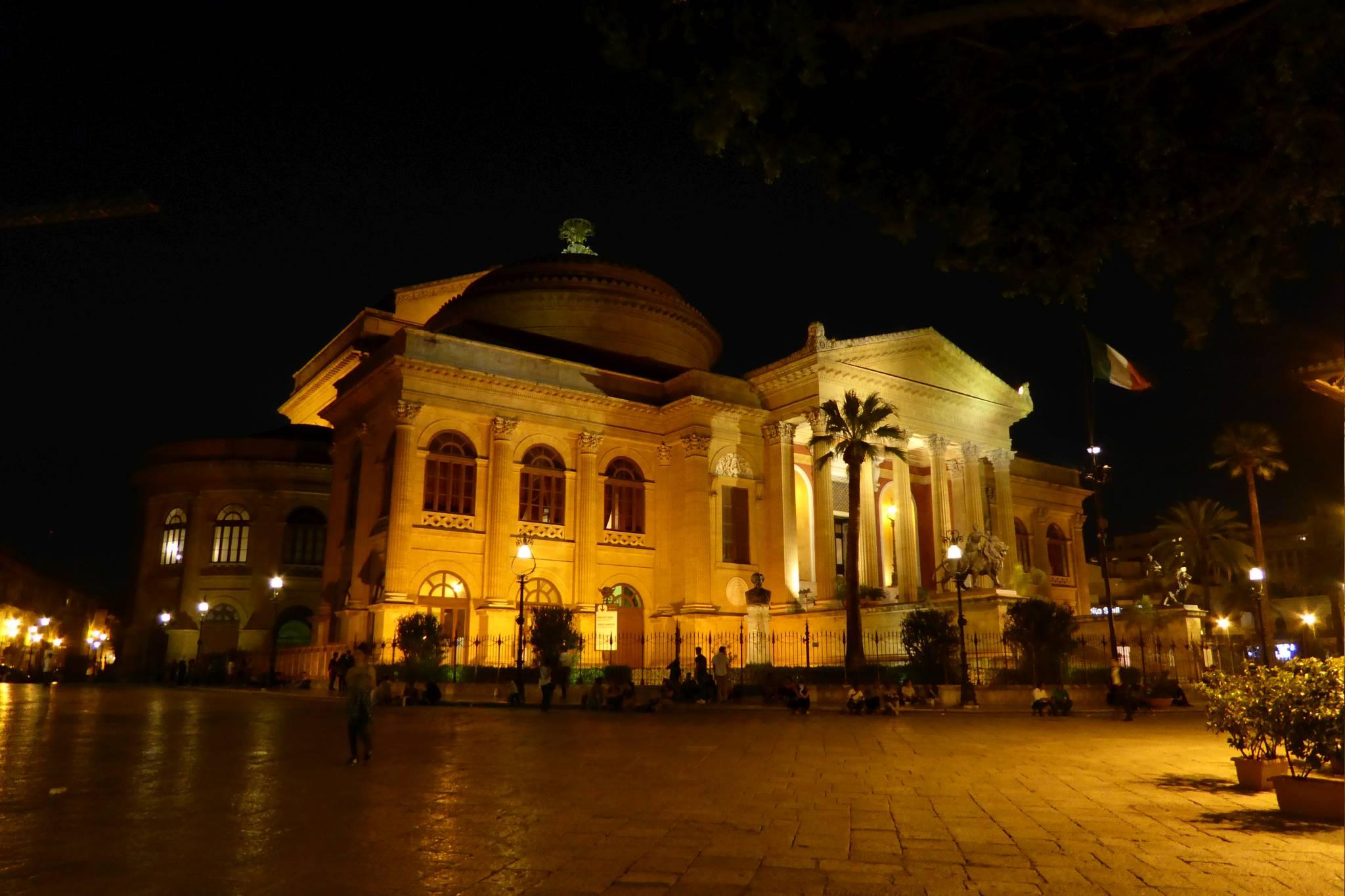Nacht In Palermo
